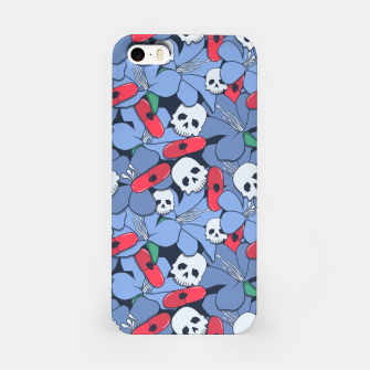 Thumbnail image of Death Rising from the Ground iPhone Case, Live Heroes