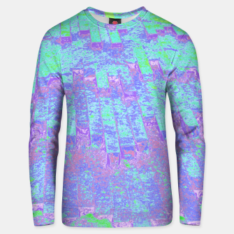 Thumbnail image of Architecture abstract  Unisex sweatshirt, Live Heroes