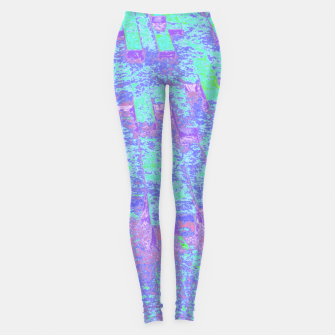 Thumbnail image of Architecture abstract  Leggings, Live Heroes