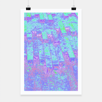 Thumbnail image of Architecture abstract  Plakat, Live Heroes