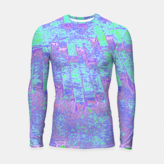 Thumbnail image of Architecture abstract  Longsleeve rashguard, Live Heroes