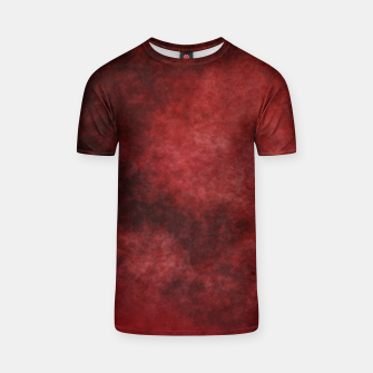Thumbnail image of Red Clouds T-shirt, Live Heroes