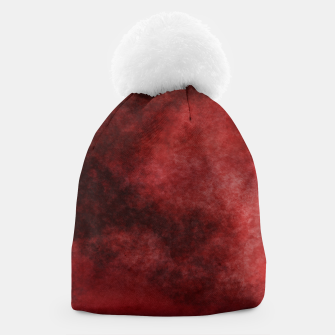 Thumbnail image of Red Clouds Beanie, Live Heroes