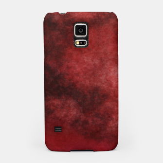 Thumbnail image of Red Clouds Samsung Case, Live Heroes