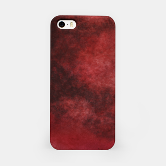 Thumbnail image of Red Clouds iPhone Case, Live Heroes