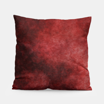 Thumbnail image of Red Clouds Pillow, Live Heroes