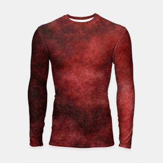 Thumbnail image of Red Clouds Longsleeve rashguard , Live Heroes