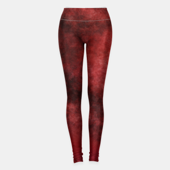 Thumbnail image of Red Clouds Leggings, Live Heroes