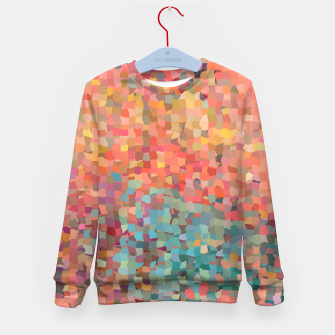 Miniature de image de Chaos Color Kid's sweater, Live Heroes
