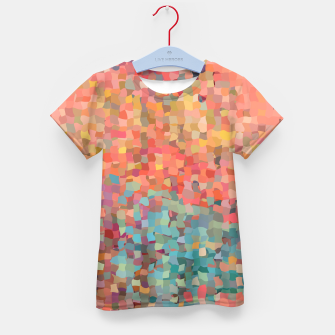 Miniature de image de Chaos Color Kid's t-shirt, Live Heroes