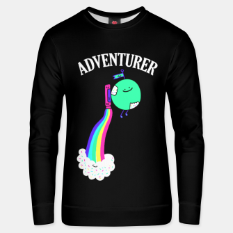 Adventurer Unisex sweater obraz miniatury