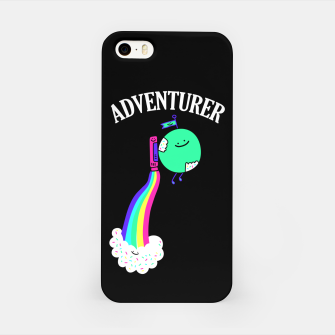 Adventurer iPhone Case obraz miniatury