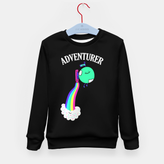 Adventurer Kid's sweater obraz miniatury