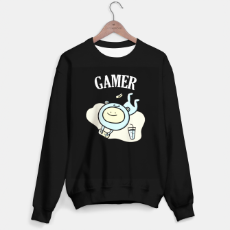 Miniaturka Gamer Sweater regular, Live Heroes