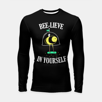 Beelieve In Yourself Longsleeve rashguard  obraz miniatury