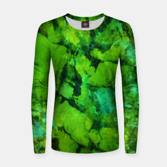 Thumbnail image of Cage Women sweater, Live Heroes