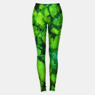 Thumbnail image of Cage Leggings, Live Heroes