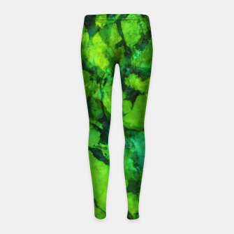 Thumbnail image of Cage Girl's leggings, Live Heroes