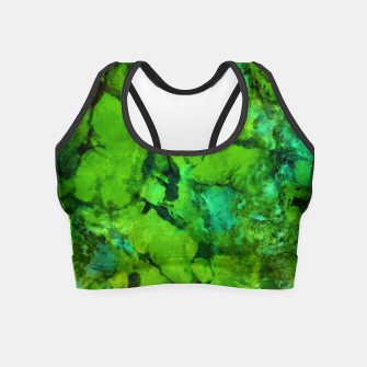 Thumbnail image of Cage Crop Top, Live Heroes