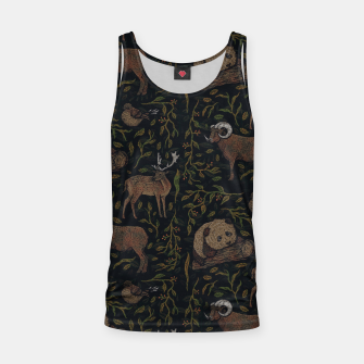 Thumbnail image of Four Peace Tank Top, Live Heroes