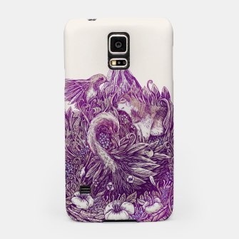 Thumbnail image of Peaceful Jungle Samsung Case, Live Heroes
