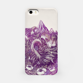 Thumbnail image of Peaceful Jungle iPhone Case, Live Heroes