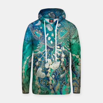 Thumbnail image of Space Jellyfish Hoodie, Live Heroes