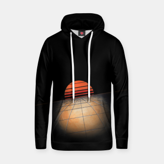 Thumbnail image of Sunset Grid Hoodie, Live Heroes
