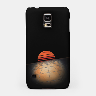 Thumbnail image of Sunset Grid Samsung Case, Live Heroes