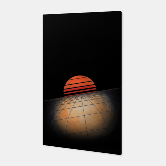 Thumbnail image of Sunset Grid Canvas, Live Heroes