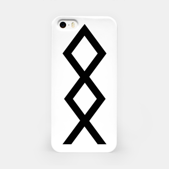 Thumbnail image of X Symbol iPhone-Hülle, Live Heroes