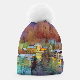Thumbnail image of mountains in winter Czapka, Live Heroes
