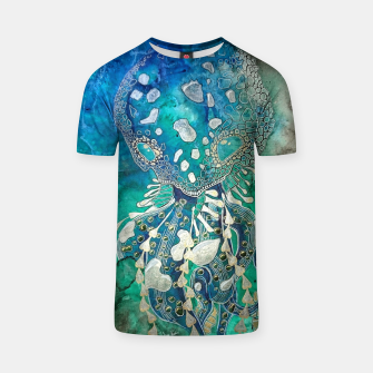 Thumbnail image of Space Jellyfish T-shirt, Live Heroes