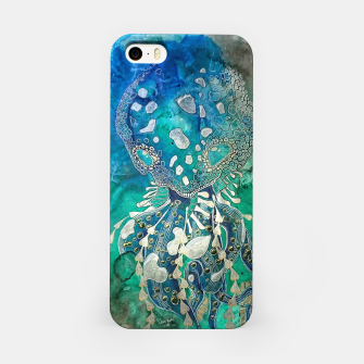 Space Jellyfish iPhone Case thumbnail image