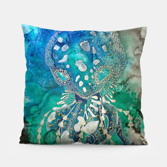 Thumbnail image of Space Jellyfish Pillow, Live Heroes