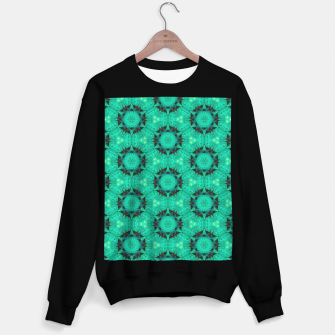 Miniature de image de Mint Hexagons and Stars Sweater regular, Live Heroes