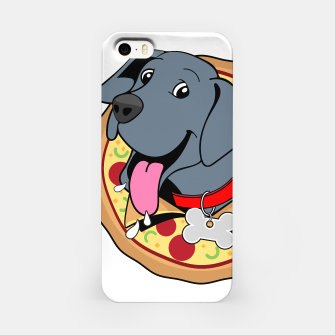 Thumbnail image of Pupperoni Pizza iPhone Case, Live Heroes
