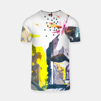 Thumbnail image of Summer Painting T-shirt, Live Heroes
