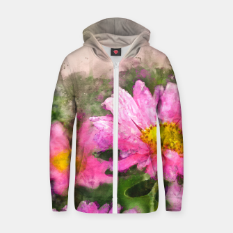 Thumbnail image of Pink Queen Zip up hoodie, Live Heroes