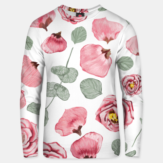 Thumbnail image of Rosy Romance Unisex sweater, Live Heroes