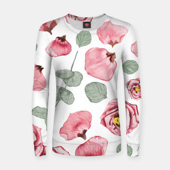 Thumbnail image of Rosy Romance Women sweater, Live Heroes