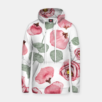 Thumbnail image of Rosy Romance Hoodie, Live Heroes