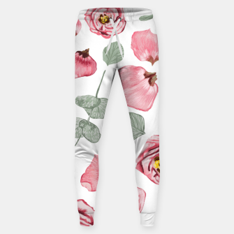 Thumbnail image of Rosy Romance Sweatpants, Live Heroes