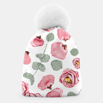 Thumbnail image of Rosy Romance Beanie, Live Heroes