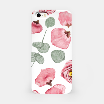 Thumbnail image of Rosy Romance iPhone Case, Live Heroes
