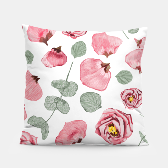 Thumbnail image of Rosy Romance Pillow, Live Heroes
