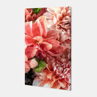 Thumbnail image of Beauty in Dahlia Canvas, Live Heroes
