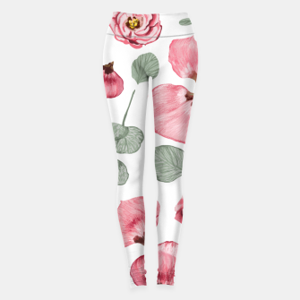 Thumbnail image of Rosy Romance Leggings, Live Heroes