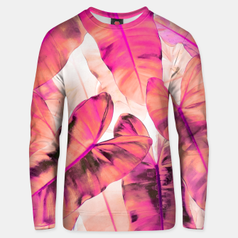 Thumbnail image of Pink Nirvana Unisex sweater, Live Heroes