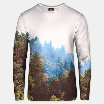 Thumbnail image of Up The Hill Unisex sweater, Live Heroes